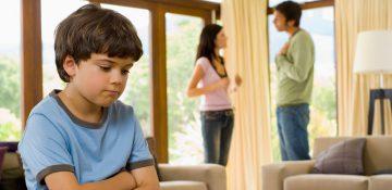 آثار مخرب طلاق بر روی کودکان؛ درست رفتار کنیم