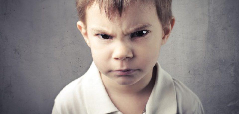 چهار روش موثر در برخورد با کودکان کج خلق