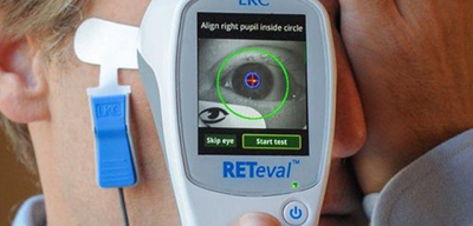 """تشخیص """"اسکیزوفرنی"""" با دستگاه سنجش """"شبکیه"""" چشم"""