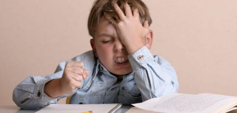 اختلالات نوشتاری در کودکان