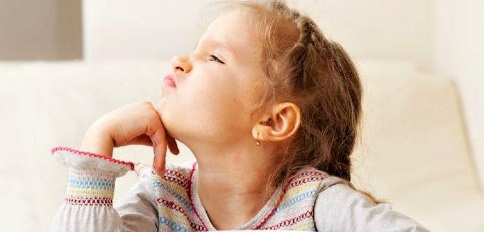 چرا کودکان لجبازی میکنند؟