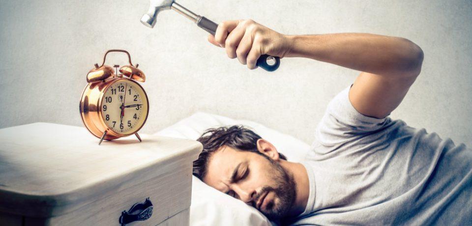 اختلال خواب عمر را کم می کند