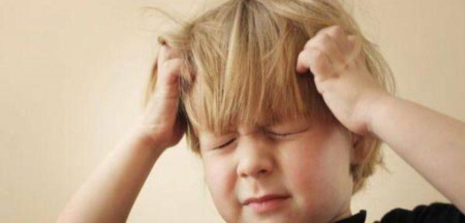 چگونه با کودک خشمگین رفتار کنیم؟