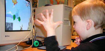 گرایش کودکان به شخصیتهای بازیهای رایانهای