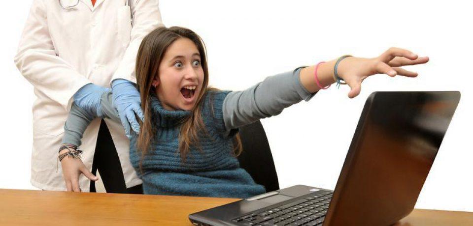 عوارض جسمی و روانی اعتیاد به اینترنت چیست؟