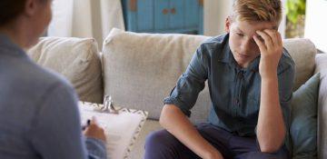 تاثیر میزان تحصیلات مادر بر کاهش افسردگی نوجوانان