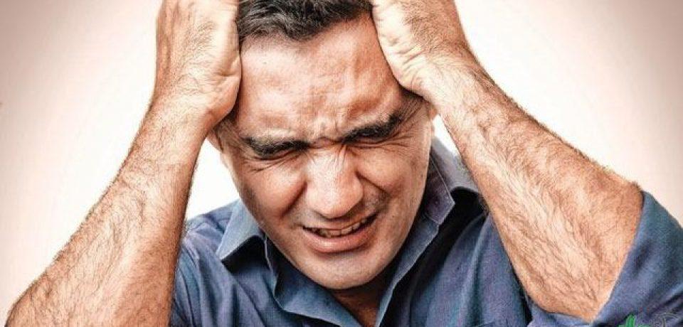 """""""استرس"""" از عوامل اصلی بروز سر درد"""