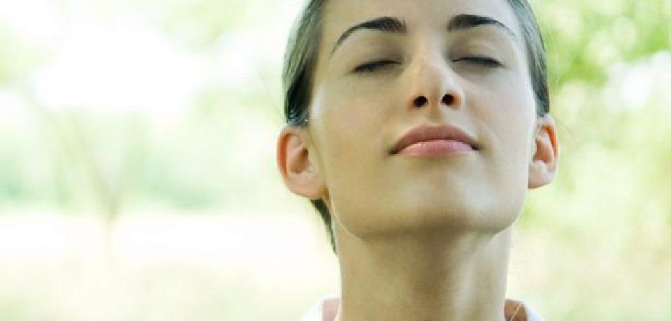 شیوه تنفس، بر به خاطر آوردن بو موثر است