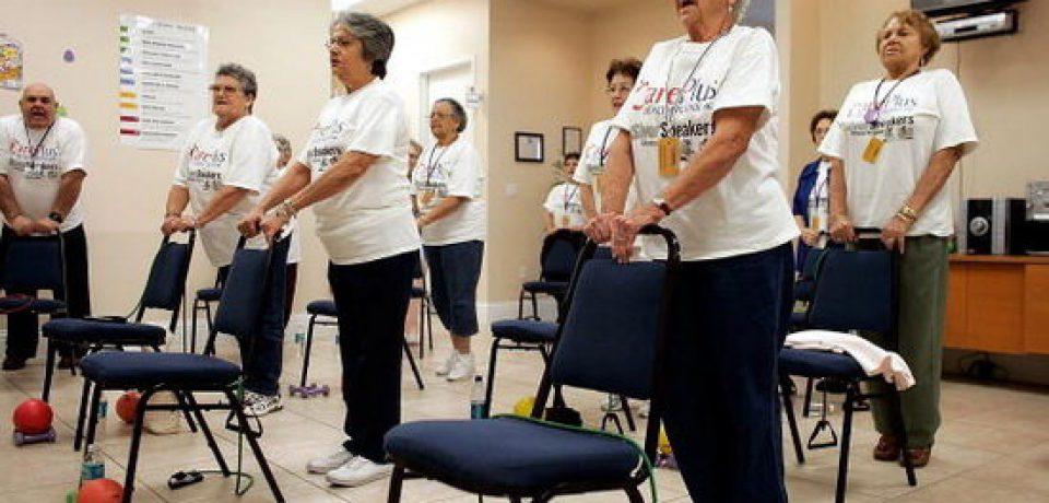 فعالیت بدنی عامل پیشگیری از آلزایمر