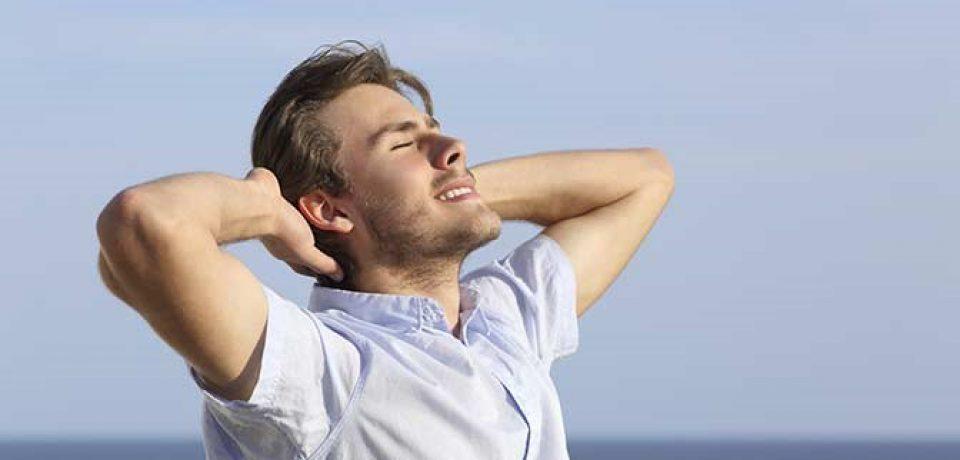 کنترل استرس و فشار عصبی در ۱۰ دقیقه