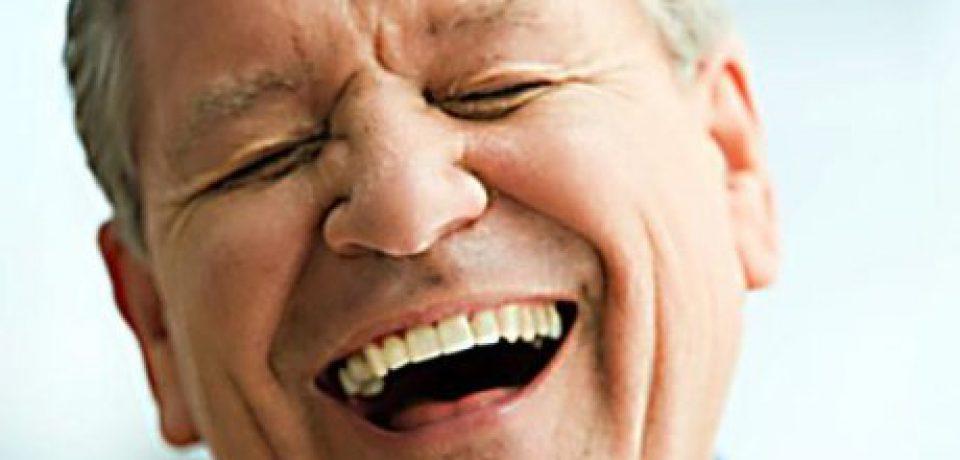 تاثیر خنده بر افسردگی و استرس