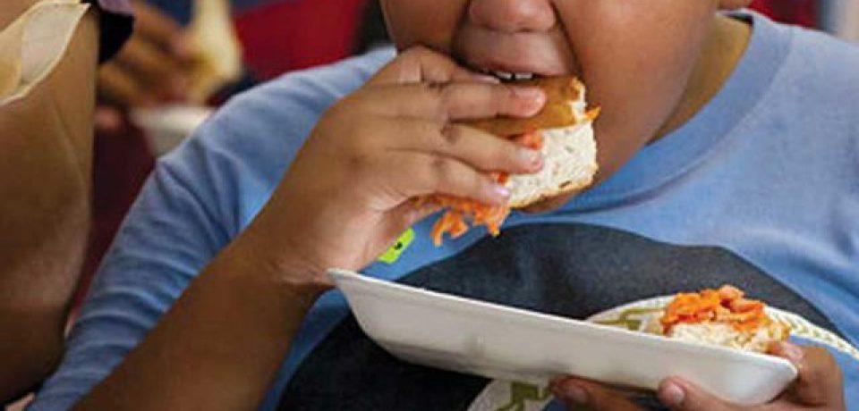 ارتباط چاقی و افسردگی در کودکان