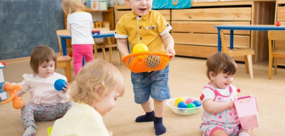 سن مناسب فرستادن کودک به مهدکودک چه زمانی است؟