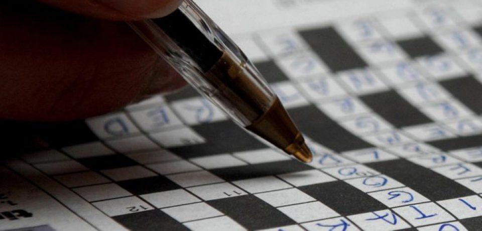 اثرات شگفتانگیز حل منظم جدول کلمات در پیری