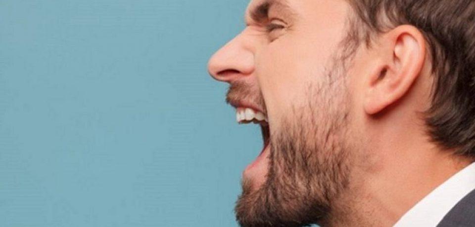 آیا کنترل نکردن خشم مغز را کوچک میکند؟
