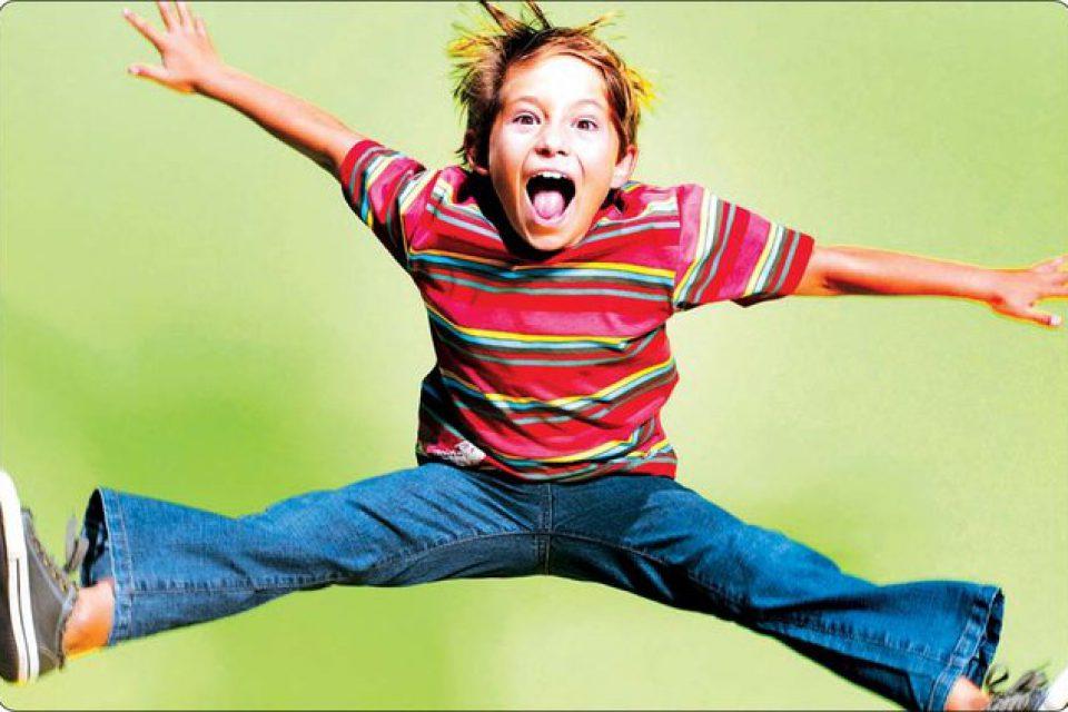 با کودکان «بیش فعال» چگونه رفتار کنیم؟
