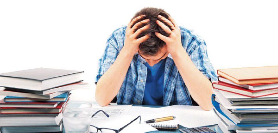 نشانه هایی که میگویند شما استرس بیش از حد دارید