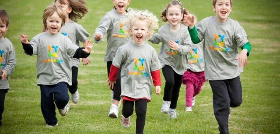 چگونه بیشفعالی کودکان را با ورزش بهبود ببخشیم؟