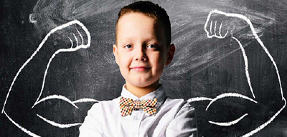 15 راهکار برای افزایش اعتمادبهنفس کودکان