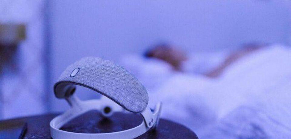 خواب راحت با سربند هوشمند