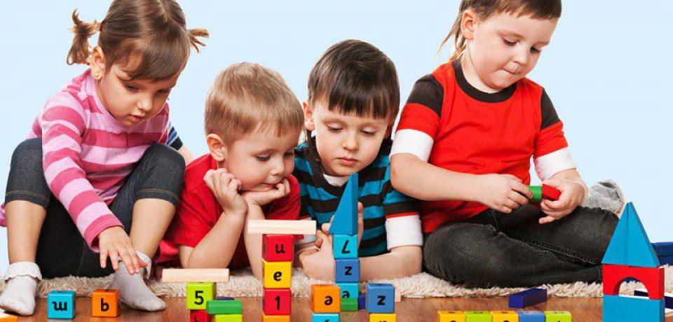 ایدههای بازی برای تشویق احساسات کودک