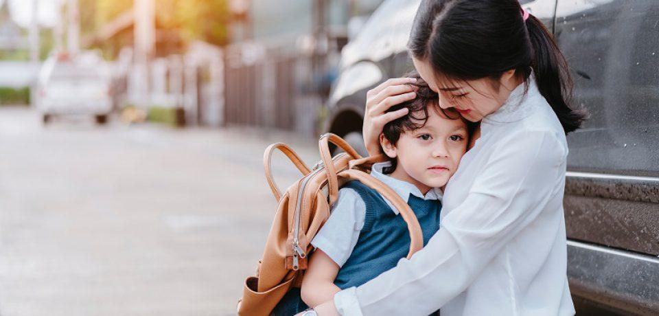 ترس از مدرسه یکی از اختلالهای روانی شایع در دوران مدرسه است