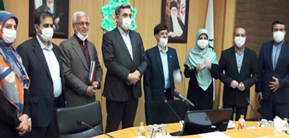 تفاهمنامه همکاری بین سازمان نظام روانشناسی و مشاوره و شهرداری تهران امضاء شد