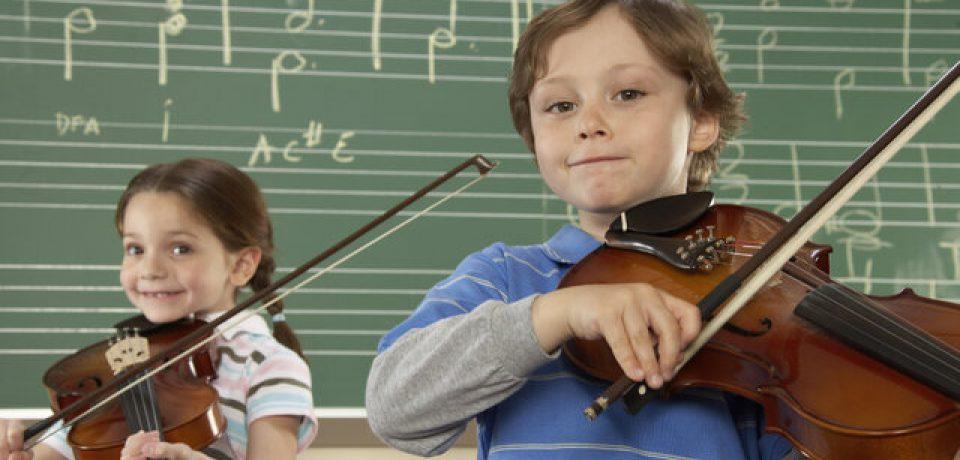 آیا آموزش موسیقی برهوش کودکان تاثیر دارد؟