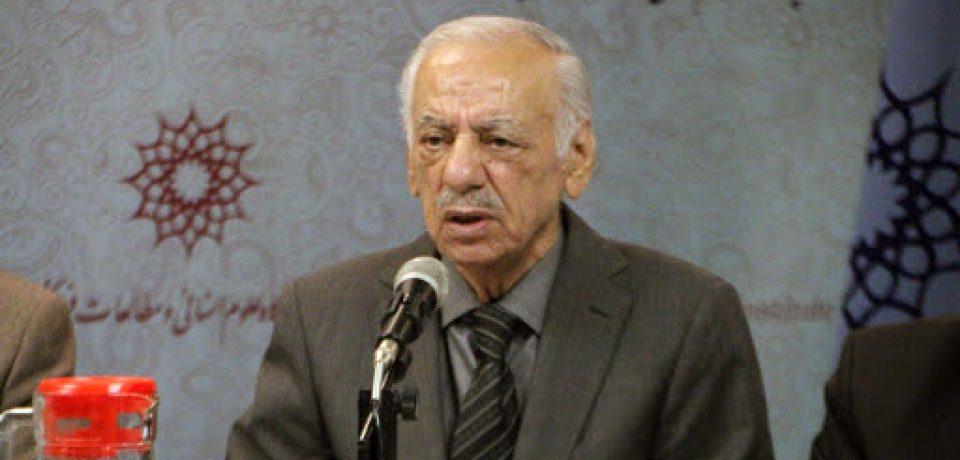 در سوگ استاد دکتر قاسم قاضی به قلم دکتر روح الله شهابی