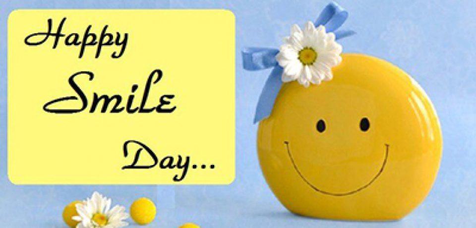 اولین جمعه ماه اکتبر، روز جهانی لبخند نامگرفته است-لبخند میتواند جهان را تغییر دهد