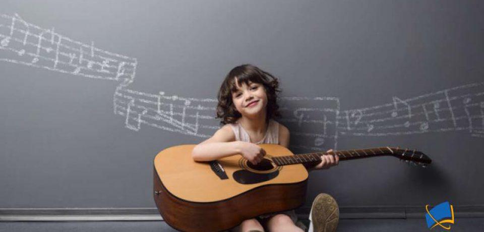 چرا باید به کودکانمان موسیقی بیاموزیم؟
