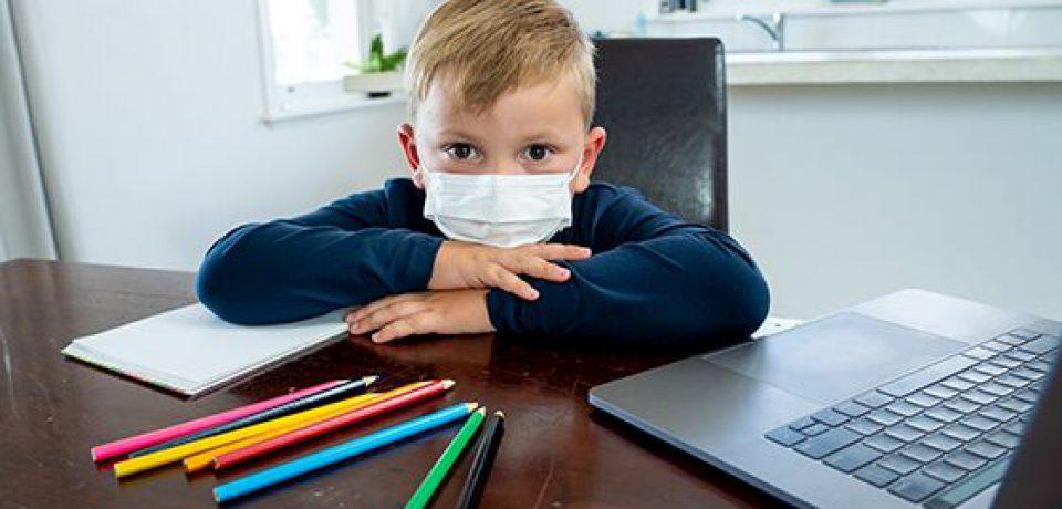 قرنطینه کووید-۱۹ تاثیر منفی بر سلامت روان کودکان دارد