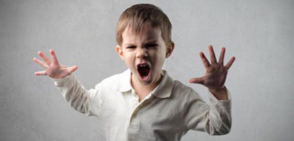 علائم پرخاشگری کودکان در دوران کرونا تشدید شده است!