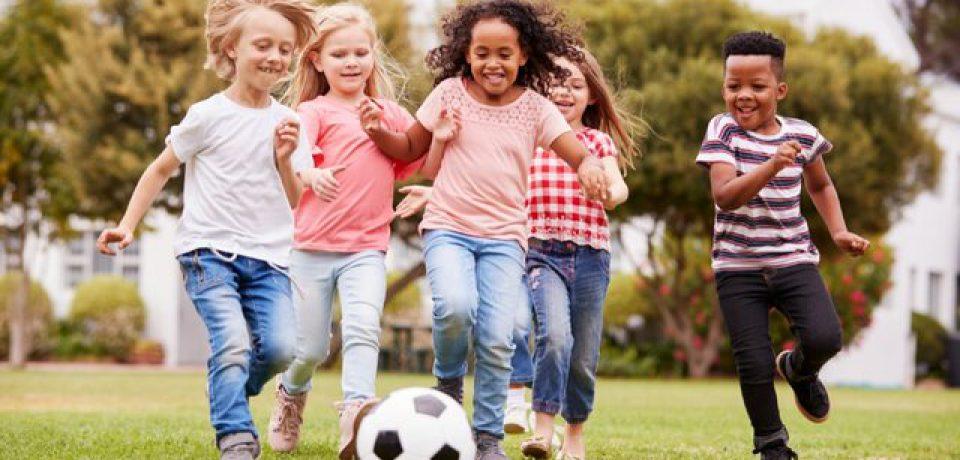 نقش بازی های کودکانه در جلوگیری از اختلالات حرکتی