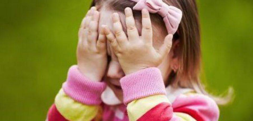 چند راهکار طلایی برای درمان کودکان خجالتی
