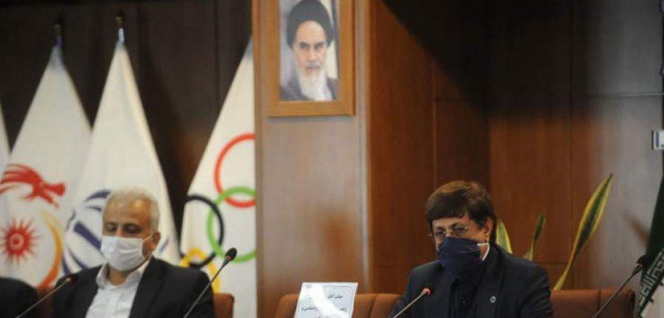 پیشنهاد تاسیس فدراسیون روانشناسی ورزشی از سوی دکتر محمد حاتمی رئیس سازمان نظام روان شناسی و مشاوره