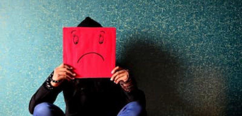 احساس غم ۳ برابر ماندگارتر از شادی!!!