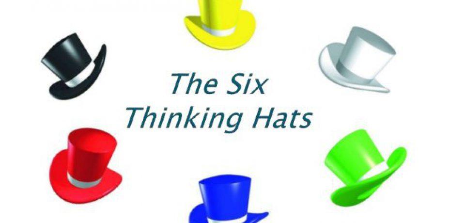 تکنیک شش کلاه تفکر چیست و چه کاربردی دارد؟